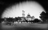 """Sarbu Riyono, """"Museum batk dan Masjid Al Ikhlas"""" Pekalongan, Jawa tengah, Indonesia (member of KLJI Pekalongan group)"""